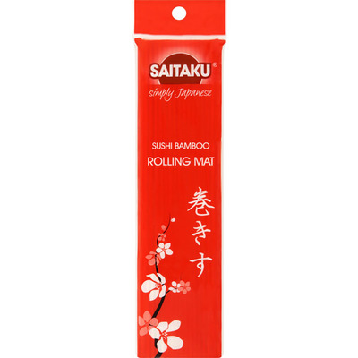Saitaku Sushi bamboo rolling mat