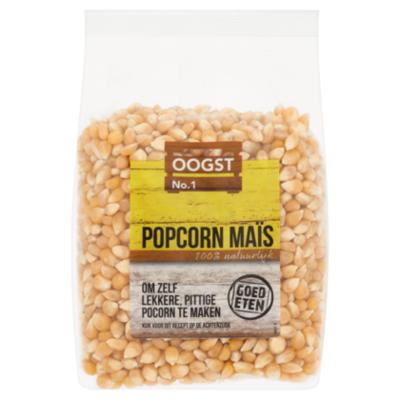 Oogst No. 1 Popcorn mais