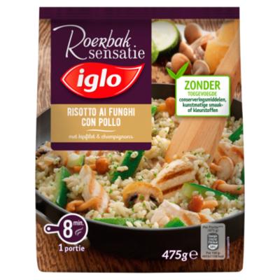 Iglo ***Roerbaksensatie risotto