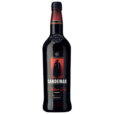 Sandeman Sherry medium dry