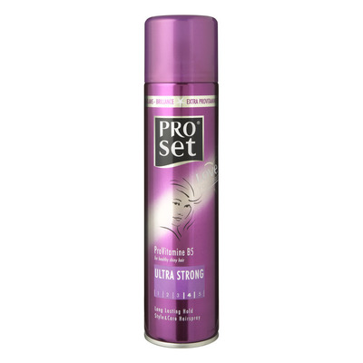 Proset Classic hairspray ultra strong
