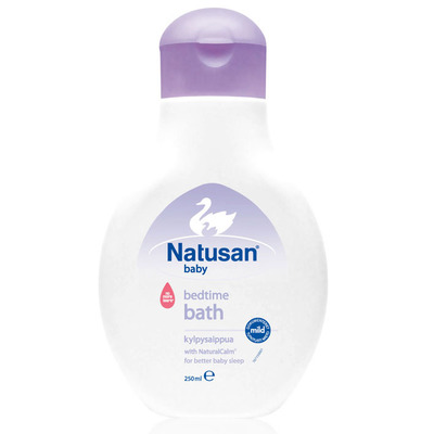 Natusan Bath bedtime
