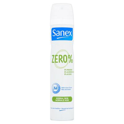 Sanex Zero% normale huid deodorant spray