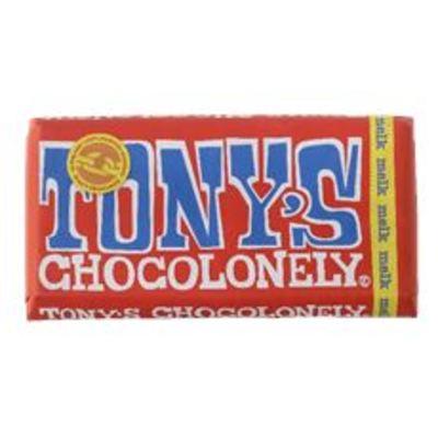 Tony's Chocolonely melk 180 gram