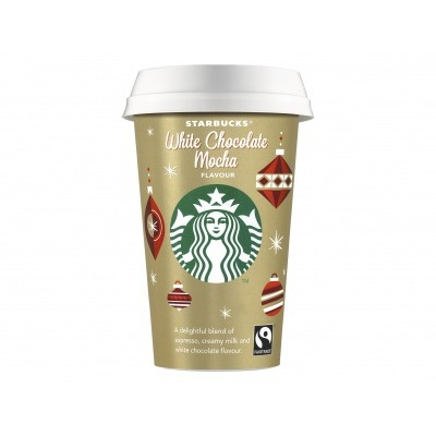 Starbucks Gold Cup