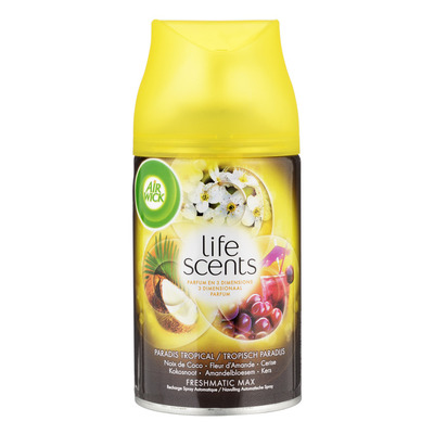 Airwick Life scents paradise tropical navulling