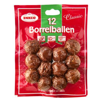 Bakker Borrelballen classic
