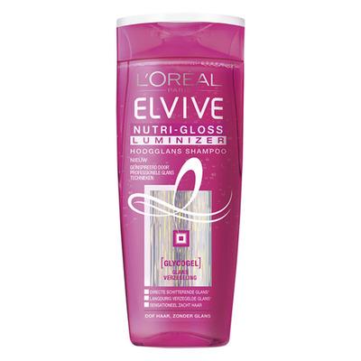 Elvive Nutri gloss luminizer shampoo