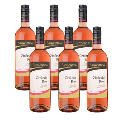Sarmentino Zinfandel rosé