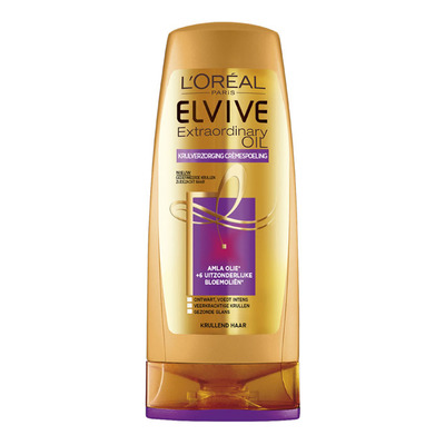 Elvive Conditioner curl nutrition