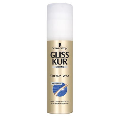 Gliss Kur Creamwax hold & care