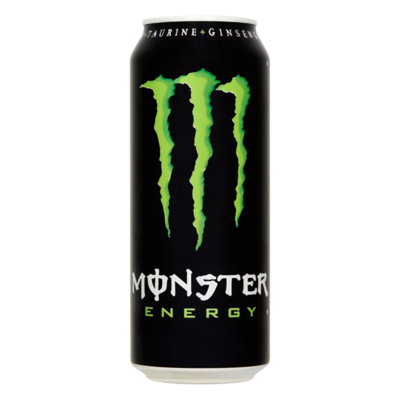 Monster Energy Taurine + Ginseng