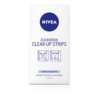 Nivea Clear up strips