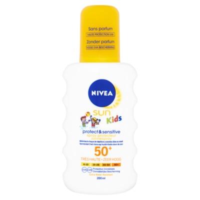 Nivea Spray Kids F50+
