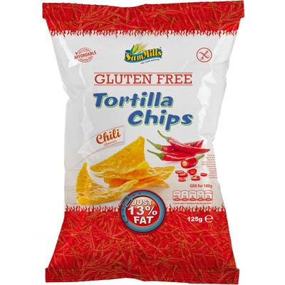 SamMills Tortilla chips chili glutenvrij