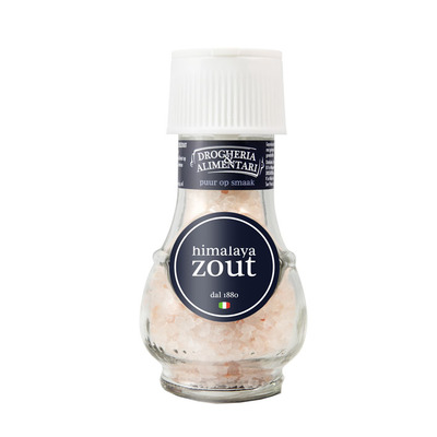 Drogheria Alimentari Molen roze Himalaya zout