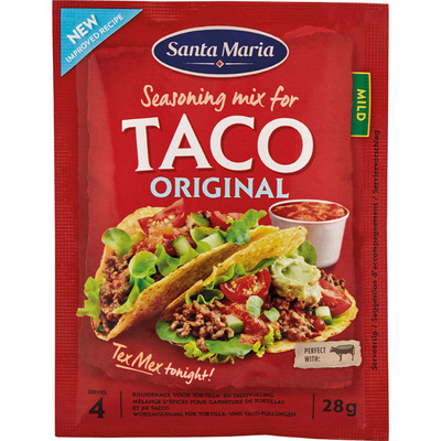Santa Maria Taco seasoning mix