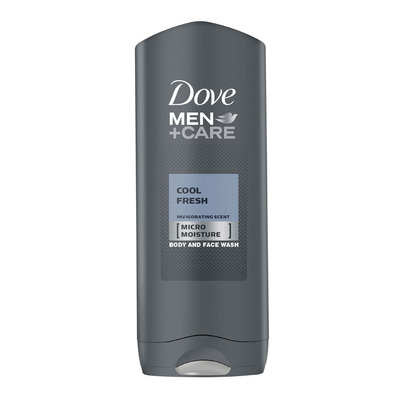 Dove Men+ care cool fresh body & face wash