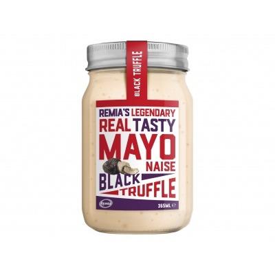 Remia Mayonaise black truffle