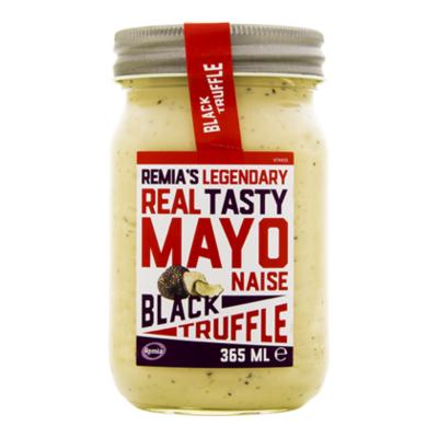 Remia Remia Mayonaise Black Truffle