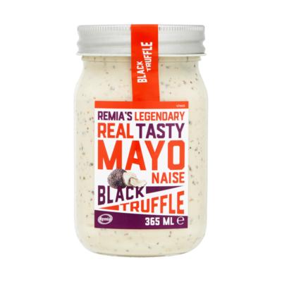 Remia's Legendary Real Tasty Mayonaise Black Truffle
