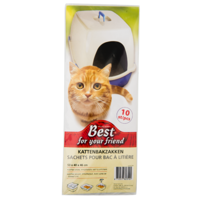 Best For Your Friend Kattenbakzakken