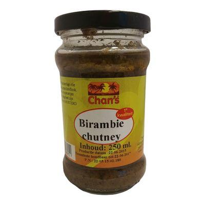 Chan's Birambie Chutney