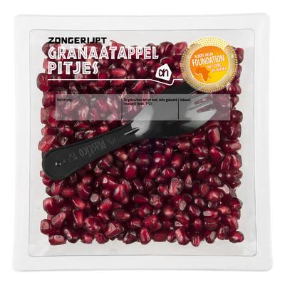 Huismerk Zongerijpte granaatappelpitjes