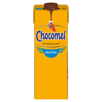 Chocomel Halfvol 1 L