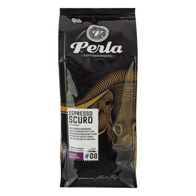 Huismerk Superiore espresso scuro bonen