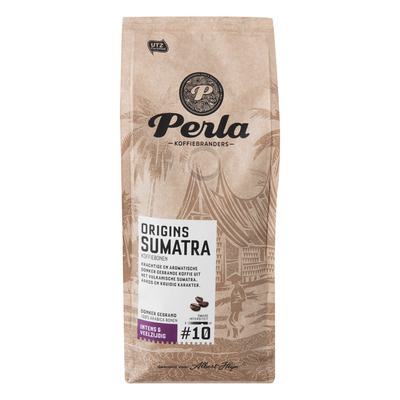 Huismerk Sumatra bonen