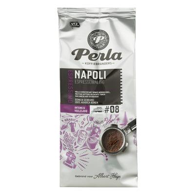 Huismerk Napoli espressomaling