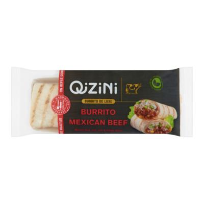 QiZiNi Burrito Mexican Beef