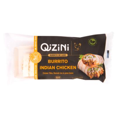 Qizini Burittos Indian chicken
