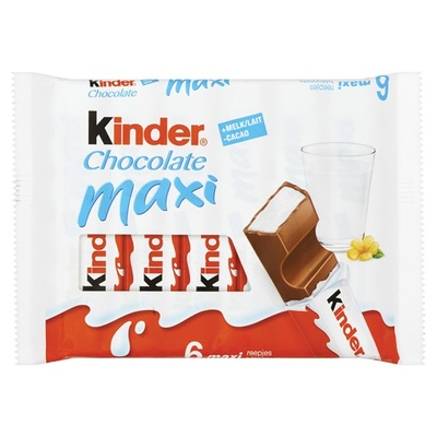 Kinder Chocolade Maxi T6