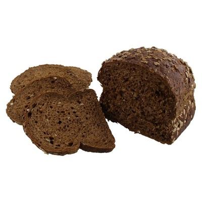 Ambachtelijke Bakker dubbel donker brood half