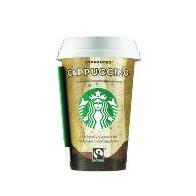 Starbucks Ice Coffee Cappuccino