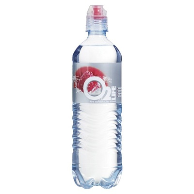 O2 Life Mineraalwater Red Fruit Cranberry
