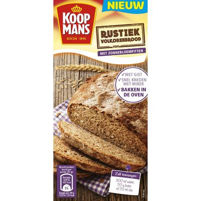 Koopmans Rustiek volkorenbrood