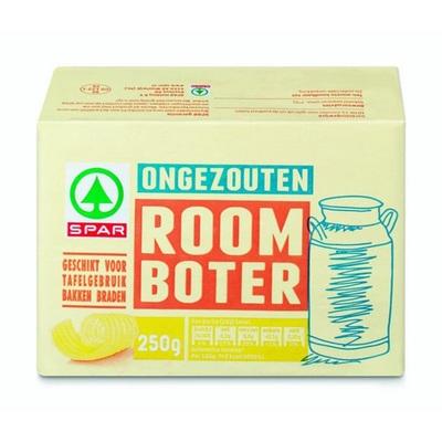 Huismerk Roomboter Ongezouten