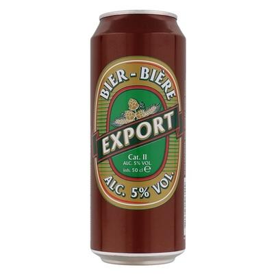 Export Bier Blik 50 Cl