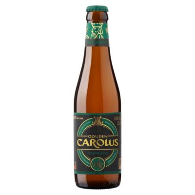 Gouden Carolus Hopsinjoor Fles