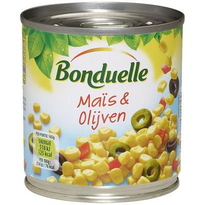Bonduelle Mais & olijven