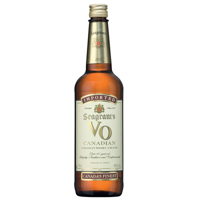 Seagram&aposs V.O. Whisky