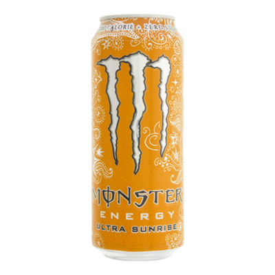 Monster Energy drink ultra sunrise