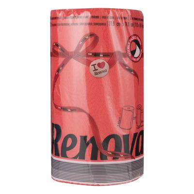 Renova Keukenpapier rood