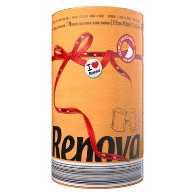 Renova Keukenpapier oranje