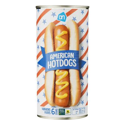 Huismerk Hot Dogs