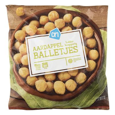 Huismerk Aardappelballetjes