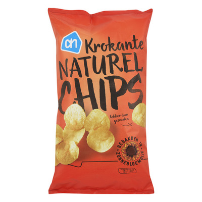 Huismerk Chips naturel